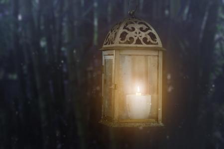 古董, 艺术, 美丽, 模糊, 光明, 蜡烛, 烛光