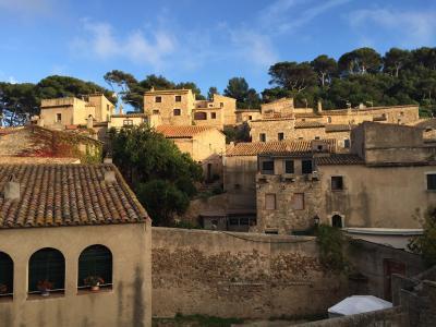 托萨德玛尔 de 3月, 西班牙, 房屋, 村庄, 假期, 夏季, 中世纪