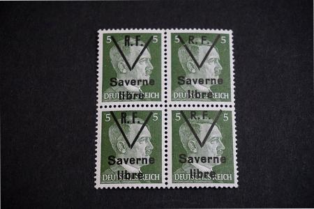 集邮, 邮票, 历史人物, 历史, 战争, 发布 saverne, 希特勒