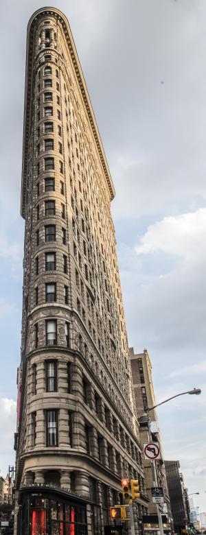 美国, 纽约, 曼哈顿, 城市, 摩天大楼, 建筑, 高度