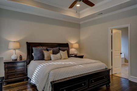 卧室, 房地产, 室内设计, 建筑, 真正, 房地产, 房子