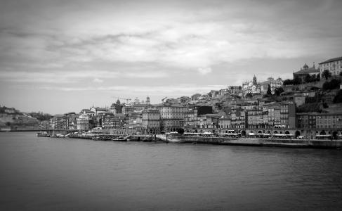 波尔图, 葡萄牙, 端口, 葡萄酒港, 旧城, 旅游, 从历史上看