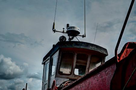 小船, 船舶, 小木屋, 导航, 海洋, 海事, 布列塔尼