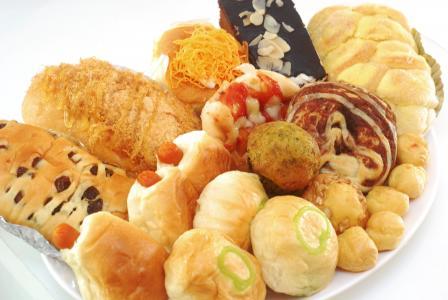 小吃, 面包店, 糖果, 面包, 顿饭, 食品