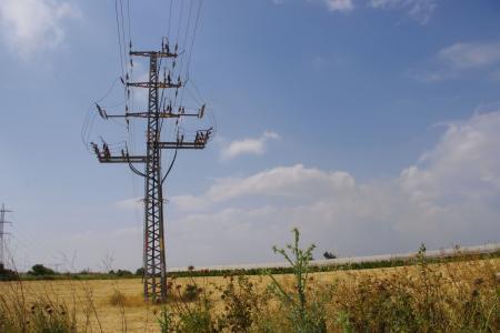 电源, 线, 电缆, 电力, 电源线, 高压, 休克