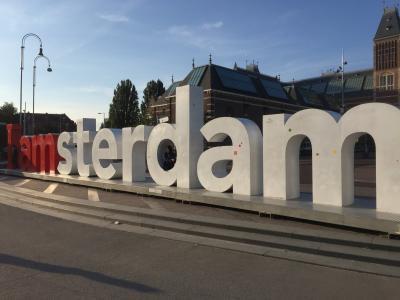 碑文, 我是阿姆斯特丹, 吸引力, 旅游, 感兴趣的地方, 标志