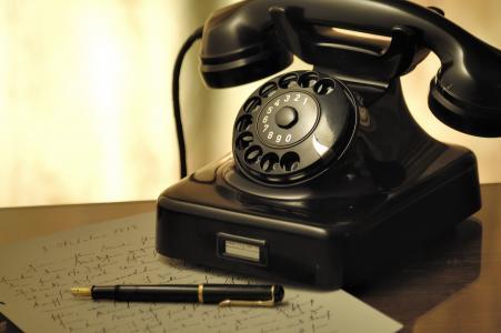 电话, 拨号, 老, 安排, 怀旧, 怀旧, 古董