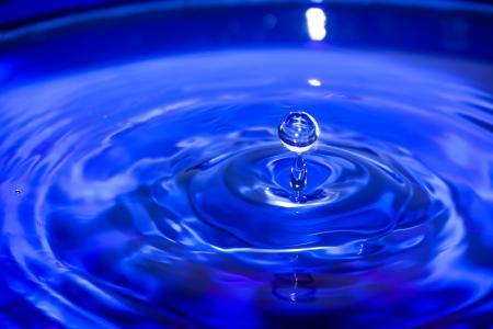 水, 水一滴, 反思