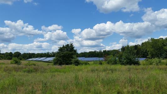 太阳能, 面板, 能源, 绿色, 电源, 环境, 环境