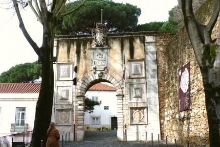 里斯本, 目标, 城堡, 城堡圣乔治