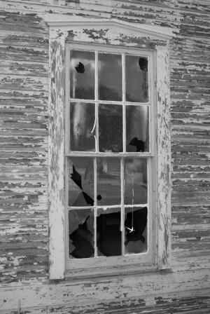 首页, 房子, 窗口, 年份, 被遗弃的房子, 建筑