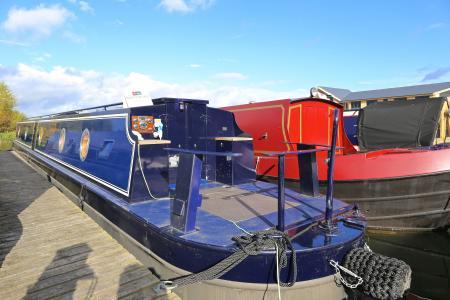 玛丽娜, 长的小船, 运河小船, 水, 小船, 议院小船, 英国水道