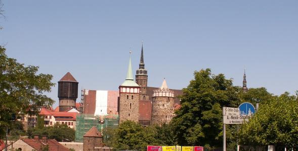 bautzen bautzen, 德国, 卢萨蒂亚, 萨克森, 历史中心