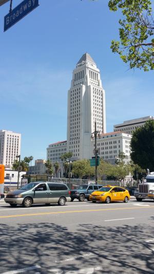 市政厅, 洛杉矶, 市长, 官方, 政府, 加利福尼亚州, 具有里程碑意义