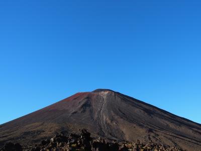 新西兰, 罗国家公园, 芒 ngauruhoe, 景观, 火山