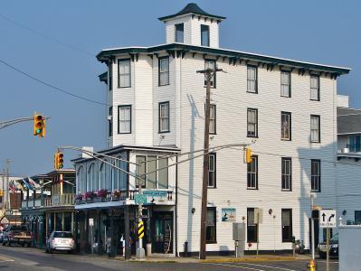海角5月历史区, 新泽西州, 房子, 建设, 建筑, 历史, 结构