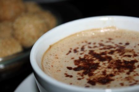 卡布奇诺咖啡, 杯, 咖啡, 白杯, 咖啡杯, 杯咖啡, 咖啡早晨