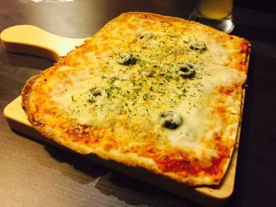 食品, 比萨饼, 奶酪, 餐饮, 橄榄, 欧芹, 美味