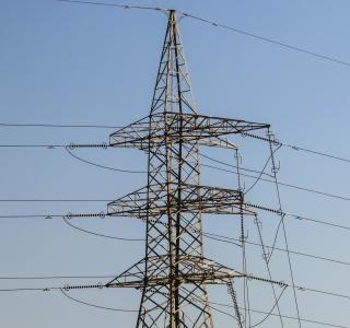高电压, 塔, 电力, 塔, 电源, 能源, 电动