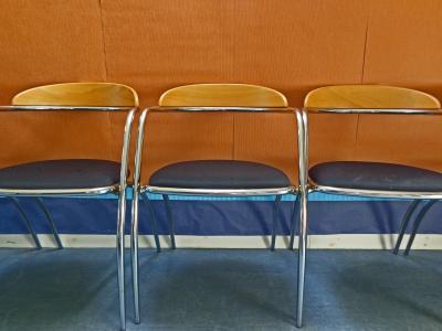 空, 椅子, 对象, 大厅, 室内, 三
