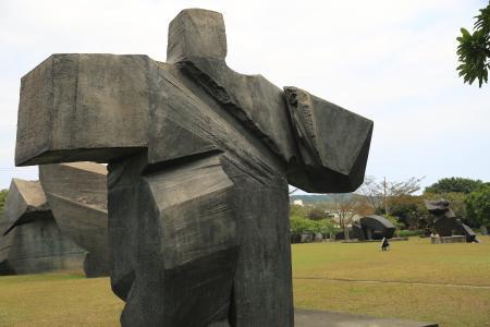 雕塑, 朱铭, 太极