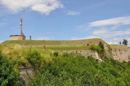 堡垒, 设防, 防御, 军事, klodzko, 建筑, 塔