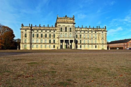 城堡, 布施帕希姆, barockschloss, 城堡公园, 花园酒店, 感兴趣的地方, 从历史上看