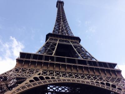 巴黎, 埃菲尔铁塔, 塔, 法国, 埃菲尔, 建筑, 具有里程碑意义