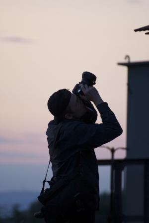 照片, 摄影师, 相机, 录音, 镜头, 男子, 人