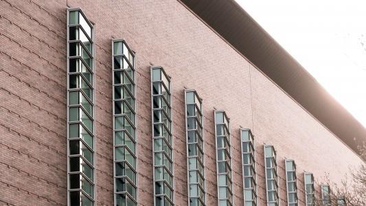 清除, 玻璃, windows, 建设, 建筑, 建筑外观, 建筑