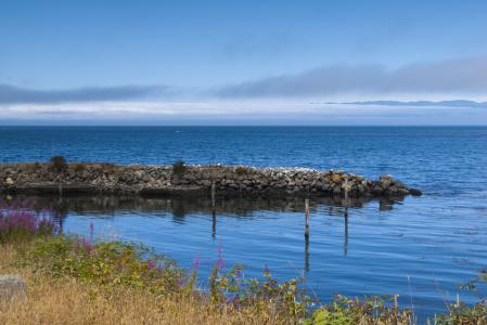湖, 水, 风景, 天空, 蓝蓝的天空