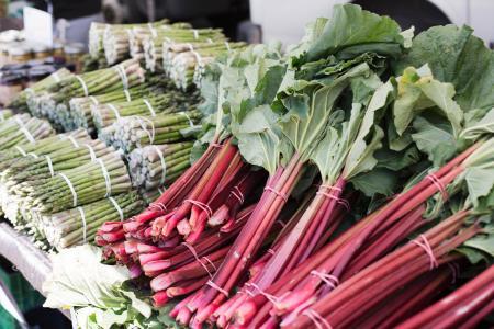 新鲜市场蔬菜