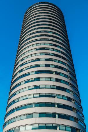 世界港口中心, 鹿特丹, 端口, 摩天大楼, 建筑, wilhelminakade, 荷兰