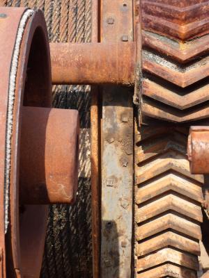 机器, 机制, 机械, 齿轮, 铁, 年份