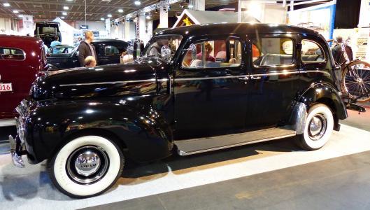 公平, 展览, 而作, 自动, 从历史上看, 旧车, 经典