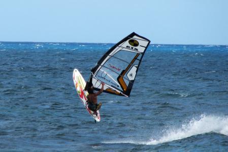 冲浪, 夏季, 体育, 滑浪风帆, 冲浪, 风帆, 跳转
