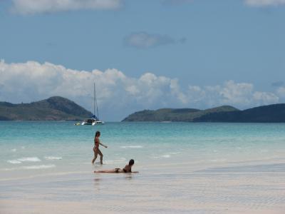 降群岛, 昆士兰州, 怀特