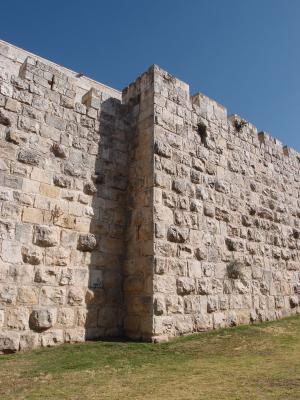 墙上, 耶路撒冷, 以色列, 旧城, 天空, 古代, 犹太人