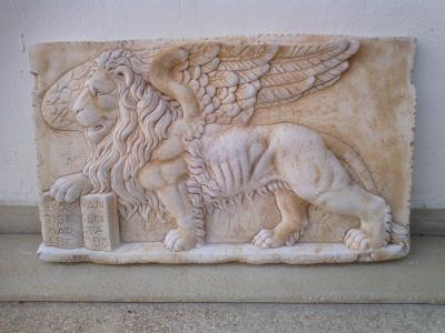 狮子座, 威尼斯, 雕塑, 基底凸现, 艺术, 纪念碑