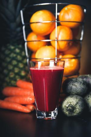 健康甜菜汁