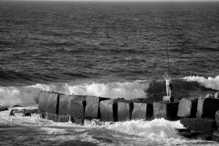 自然, 海, 渔夫, 亚历山大