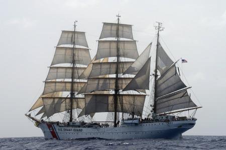 船舶, 刀具, 高, 容器, 海, 帆船, 航海