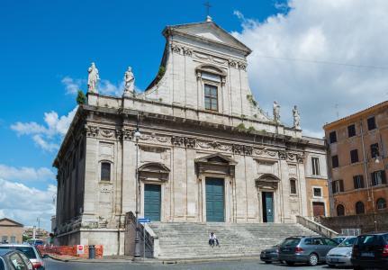 圣玛丽亚 konsolatsione, 罗马, 意大利, 教会, 大剧院