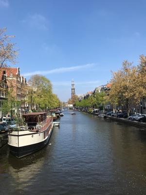 阿姆斯特丹, 运河, 荷兰