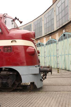 内燃机车, m61, 布达佩斯, 铁路博物馆, 机车水池, nohab, 匈牙利
