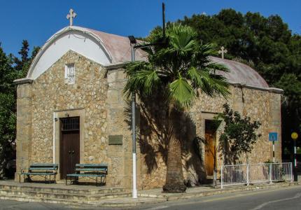 塞浦路斯, 索蒂拉, 教会, 东正教, 乔奇