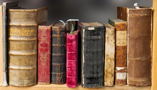 书, 阅读, 老, 文学, 页面, 书籍, 书架
