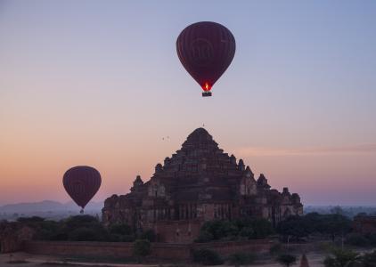 缅甸, 蒲甘, 寺