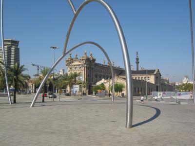巴塞罗那, 城市, 西班牙, 建筑, 感兴趣的地方, 艺术, 著名的地方