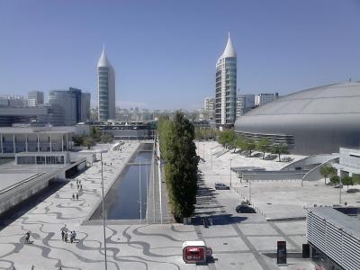 里斯本, 城市, 葡萄牙, 建筑, 城市场景, 城市景观, 现代